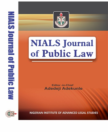 NIALS Journal of Public Law